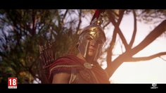 Assassin's Creed Odyssey_Kassandra Cinematic Trailer
