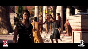 Assassin's Creed Odyssey_The Power of Choice Trailer