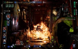 Space Hulk: Tactics_Space Marine Defense (FR)
