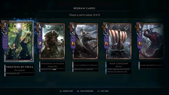 GWENT: The Witcher Card Game_How to Play - Gameplay Trailer