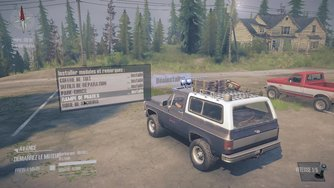 Spintires: MudRunner American Wilds_Born in the USA (PC)