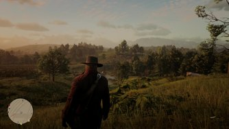 Red Dead Redemption 2_Traveling & road encounter (XB1X/4K)