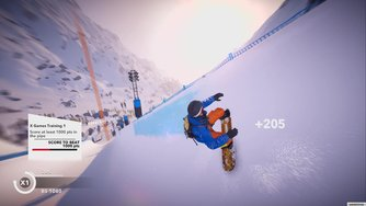 Steep_Gameplay X-Games #1 (PS4)