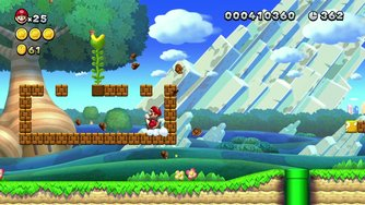 New Super Mario Bros. U Deluxe_Gameplay 1