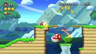 New Super Mario Bros. U Deluxe_Gameplay 3