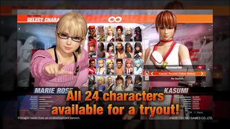 Dead or Alive 6_Deluxe Demo Trailer