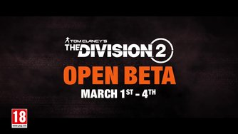 Tom Clancy's The Division 2_Open Beta Trailer