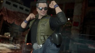 Mortal Kombat 11_Johnny Cage Reveal Trailer