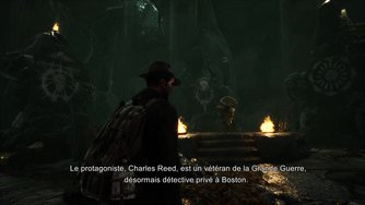 The Sinking City_Detective Gameplay Trailer (FR)