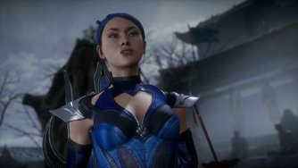 Mortal Kombat 11_Kitana Reveal Trailer