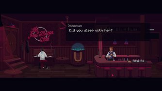 The Red Strings Club_Switch - Gameplay