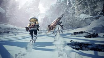 Monster Hunter: World_Iceborne Gameplay Reveal Trailer