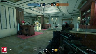 Tom Clancy's Rainbow Six: Siege_Phantom Sight Gameplay Trailer