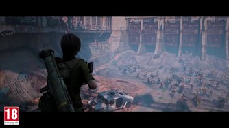 World War Z_The Undead Sea Update Trailer