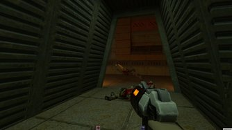Quake II RTX_Gameplay #1 (1440p)