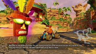 Crash Team Racing: Nitro-Fueled_XB1X - Gameplay 1