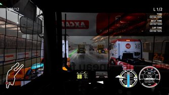 FIA European Truck Racing Championship_Le Mans - Race and replay (PC)