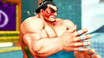 Street Fighter V: Arcade Edition_E. Honda / Lucia / Poison Gameplay Trailer