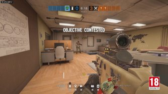 Tom Clancy's Rainbow Six: Siege_Operation Ember Rise Gameplay