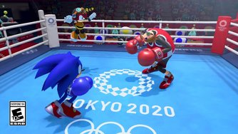 Mario & Sonic at the Olympic Games Tokyo 2020_Classic 2D Events Reveal Trailer