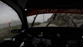WRC 8_Sardegna - Cockpit Replay (XB1X)
