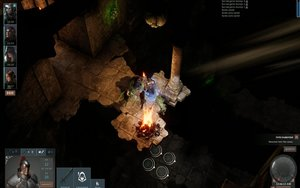 Solasta: Crown of the Magister_Exploration et petit combat (PC)
