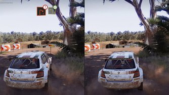 WRC 8_Chase cams side by side (PC/4K)