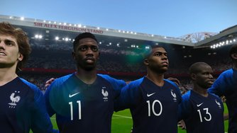 eFootball PES 2020_Xbox One X - France vs England