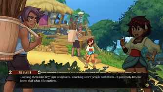 Indivisible_PC - Gameplay 1