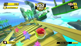 Super Monkey Ball: Banana Blitz HD_Nintendo Switch - Gameplay