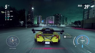 Need for Speed Heat_PC - 4K - Intro Race