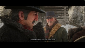 Red Dead Redemption 2_Train Robbery (PC 4K 80%)