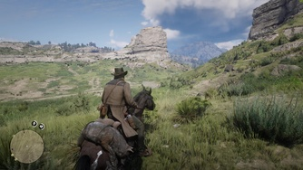 Red Dead Redemption 2_80% of 4K - Mix of ultra/high/medium settings (PC)