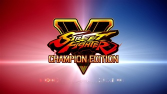 Street Fighter V: Champion Edition_Announcement Trailer