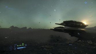 Star Citizen_Atmosphere, sound and spaceships (PC)
