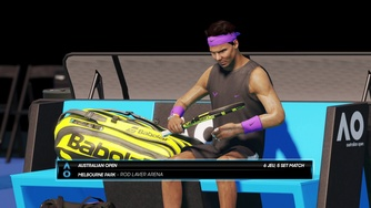 AO Tennis 2_Xbox One X - 4K Gameplay