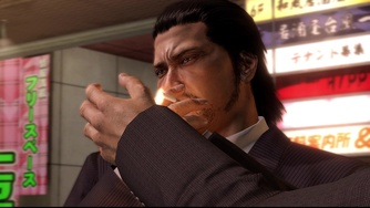 The Yakuza Remastered Collection_PS4 Pro - Yakuza 5 - Gameplay