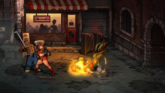 Streets of Rage 4_Behind the Gameplay
