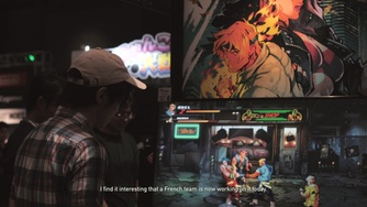 Streets of Rage 4_Behind the Tracks