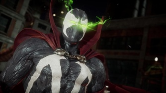 Mortal Kombat 11_Spawn Gameplay Trailer