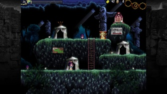 La-Mulana 1 & 2_La-Mulana 1 - Switch Gameplay