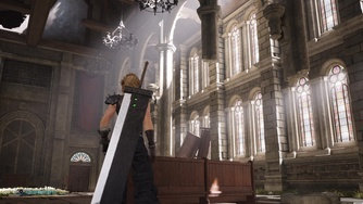 Final Fantasy VII Remake_PS4 Pro - SPOIL Reno