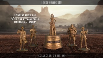 Desperados III_Collector's Edition Trailer