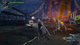 Devil May Cry 5_Gameplay HDR (PC)