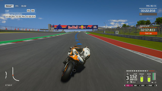 MotoGP 20_Circuit of the Americas - HDR (PC/4K)