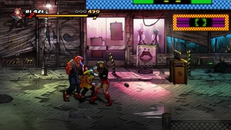 Streets of Rage 4_Extracts (PC/4K)
