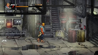 Streets of Rage 4_Axel (PC/4K)