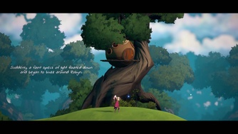 Lost Words: Beyond the Page _Lost Words Stadia Gameplay