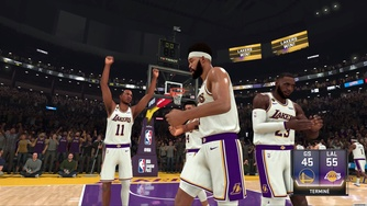 NBA 2K20_NBA 2K20 Stadia Gameplay