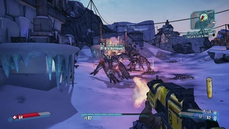 Borderlands 2_Borderlands 2 - Switch Gameplay